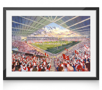 Langgtree park a3 size print